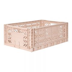 Folding crate maxi milk tea Aykasa