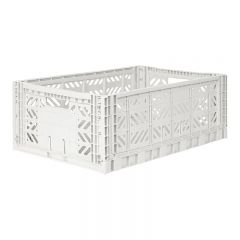 Folding crate maxi coconut milk Aykasa