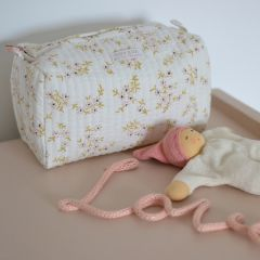 "Toilet bag ""cueillette"" Inspirations by la girafe"