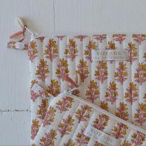 Pack de deux pochettes de voyages Inspirations by la girafe