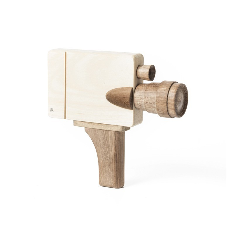 Wooden movie camera Fanny and Alexander