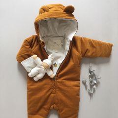 Teddy suit ivy cognac Konges Slojd