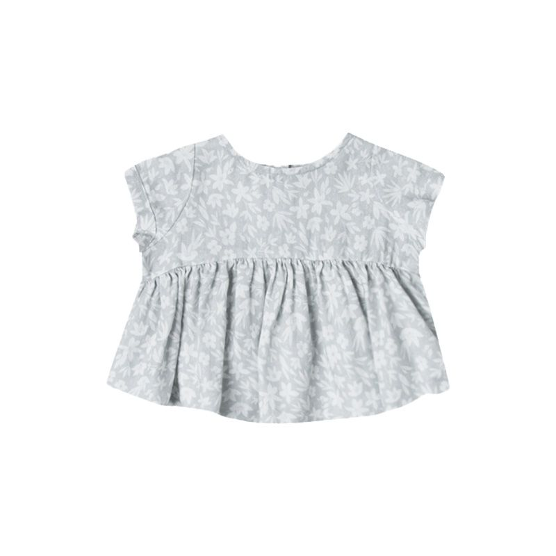 Blouse ditsy fleurie Rylee and Cru