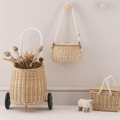 Luggy basket natural Olli Ella