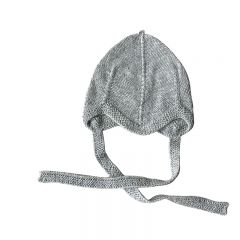 Pilot cap rico light grey My alpaca