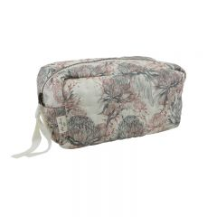 Quilted toiletry bag chardon