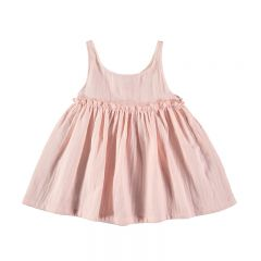 Robe Liilu été rose Liilu