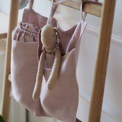 Linen organizer powder pink Mallino