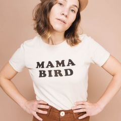 Original tee Mama Bird The Bee  and the Fox