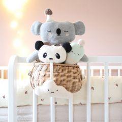 Hochet panda Eef lillemor