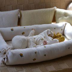Baby nest lemon Konges Slojd