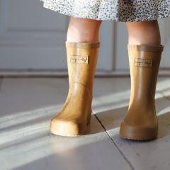Valken rubber boots solid Cognac Kong's Slojd