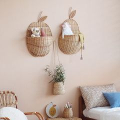 Pear Wall Basket Mikanu