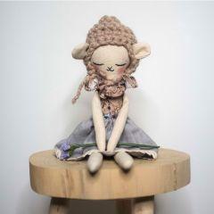 Doll Sheep Felicia Mari Dolls