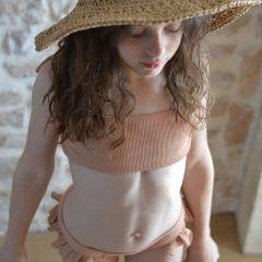 Ines Bikini Peachorange Bonet et Bonet
