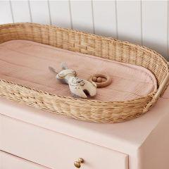 Luxe Organic Cotton Liner Rose Olli Ella