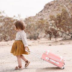 See-ya suitcase rose Olli Ella