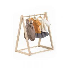 Porte-vêtements pour poupées Minikane