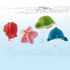 Sea Life Bath Set PlanToys
