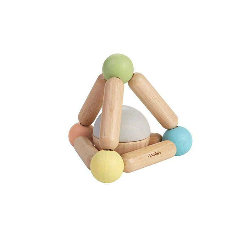 Triangle Clutching Toy PlanToys