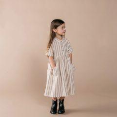 Stripe esme dress Rylee and Cru