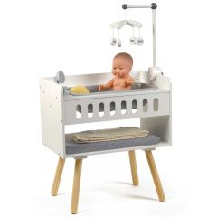 Changing table for dolls Minikane
