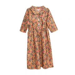 Robe farmer flower Femme Fish and Kids