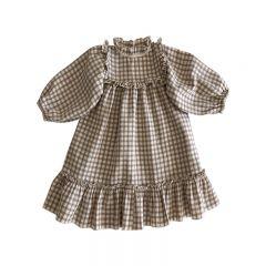 Liana dress check Liilu