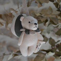 Bear pram toy Konges Slojd