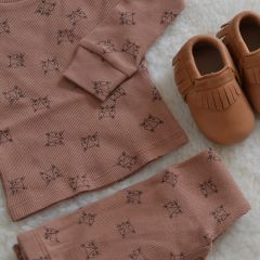 Fox pajama set Rylee and Cru