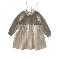 Knitted combi dress Liilu