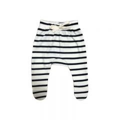 Breton Stripes pants Organic Zoo