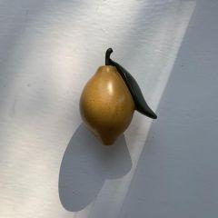 Patère citron Konges Slojd