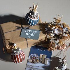 Décoration de Noël Lapin Konges Slojd