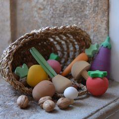 Ensemble légumes en bois Raduga Grez