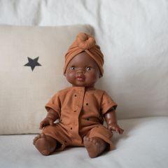 Vêtements de poupée dots nut/nut Bonjour Little