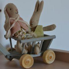 Micro bunny w/west Maileg