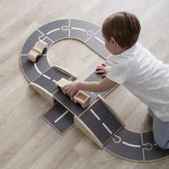 Route en bois Aiden Kids Concept