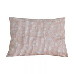 Pink flower cushion cover Inspirations by La Girafe
