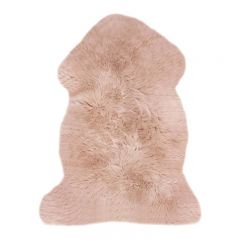 Rose british sheepskin rugs Binibamba