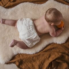 Milk wrigglemats sheepskin Binibamba