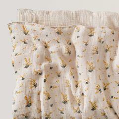 Couette en gaze de coton mimosa Garbo&Friends