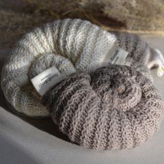 Sandshell rattle stone Bonet et Bonet
