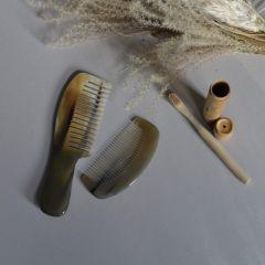 Buffalo horn comb large Bonet et Bonet
