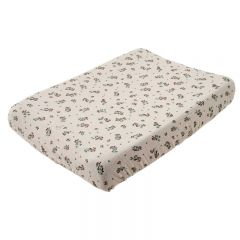 Clover muslin changing mat cover Garbo&Friends