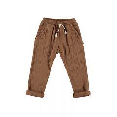 Trousers sena organic sabana tile My Little Cozmo