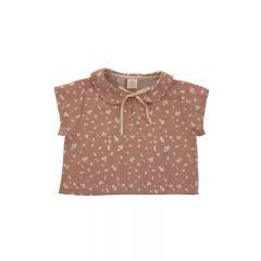 Lara blouse flower petals  Liilu