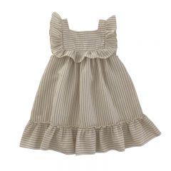 Lina dress sandy stripes Liilu