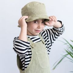 Tshirt knit stripe samy black My Little Cozmo