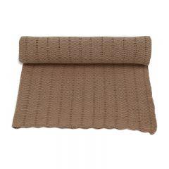 Blanket pointelle deux sahara Konges Slojd